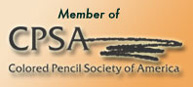 Colored Pencil Society of America Member